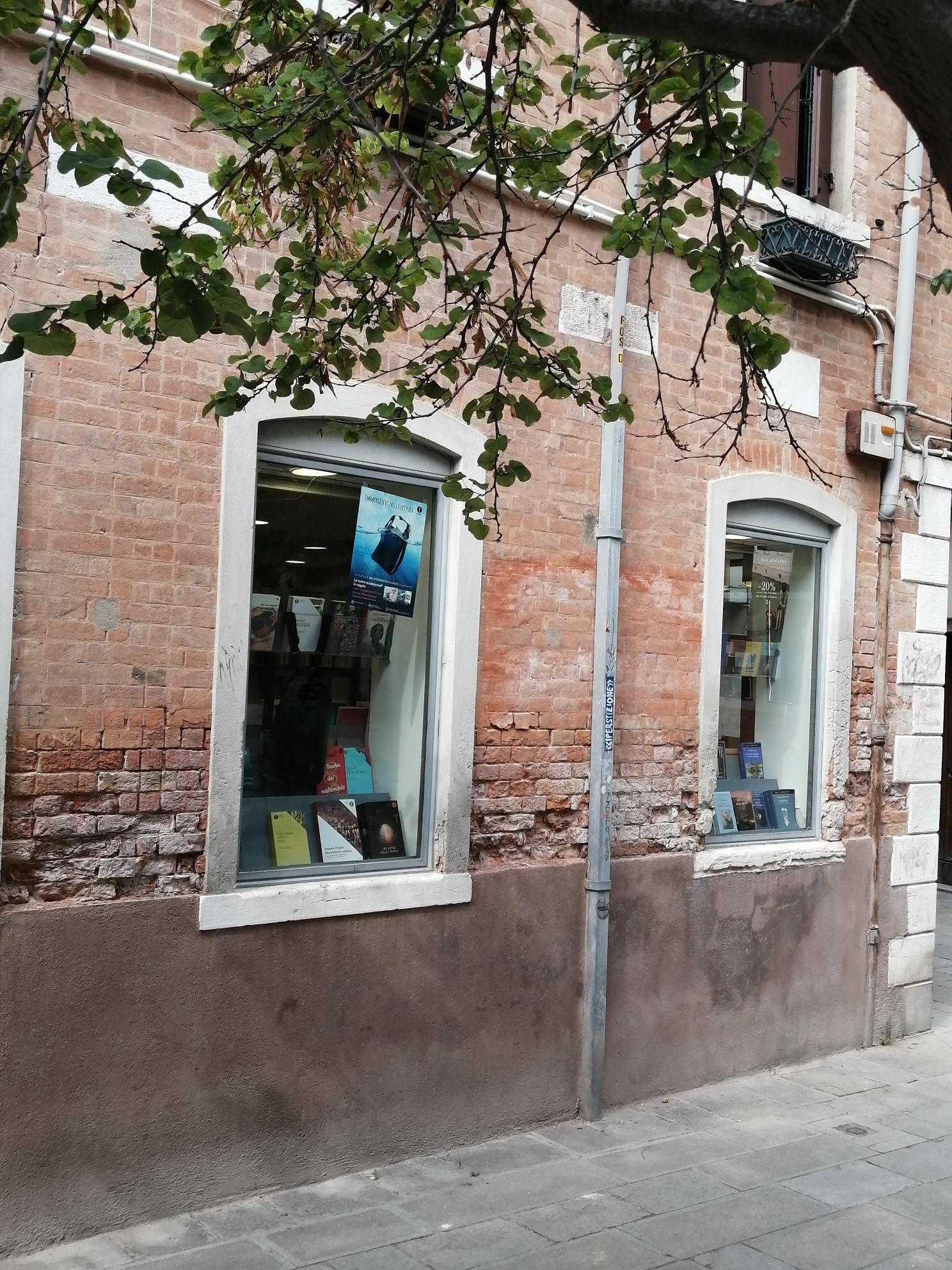 Cafoscarina Venezia Interni